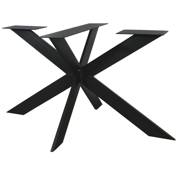 Tischfüße metall bei Eichenholzprofi.de
